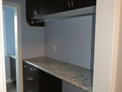 Drying rod and folding counter. Laundry | Other | Contemporary
