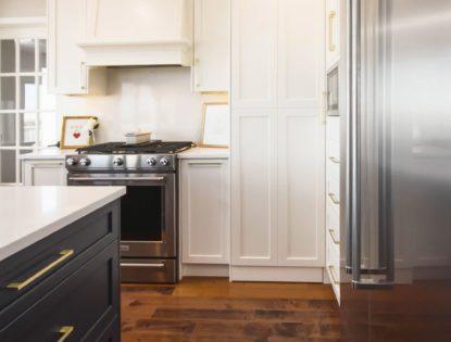 . Kitchen | Painted | Unique Feature | Flat Panel | Islands